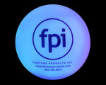 Rainbow Orb with FPI Logo